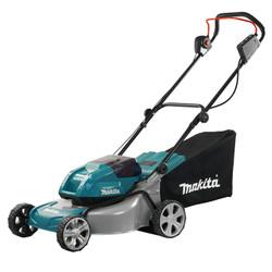 "Makita DLM460Z - 18Vx2 18"" Cordless Lawn Mower"