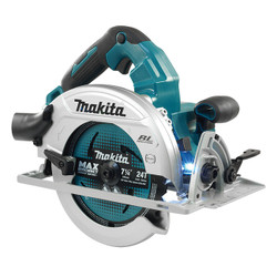 "Makita DHS780Z - 7-1/4"" Cordless Circular Saw with Brushless Motor"
