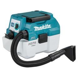 Makita DVC750LZ - 18V LXT Portable Vacuum Cleaner (7.5L)