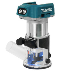 Makita DRT50ZJX6 - Cordless Compact Router with Brushless Motor