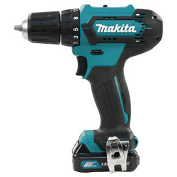 "Makita DF333DWYE - 3/8"" Cordless Drill / Driver"