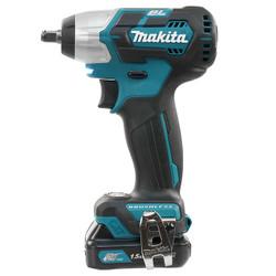 "Makita TW160DWYE - 3/8"" Cordless Impact Wrench with Brushless Motor"