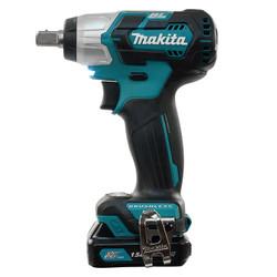 "Makita TW161DWYE - 1/2"" Cordless Impact Wrench with Brushless Motor"