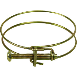 """King Canada K-1316 - 3"""" Wire-reinforced clamp"""
