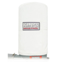 King Canada KDCB-2405T-1MIC - Replacement 1 Micron felt upper dust bag for KC-2405C