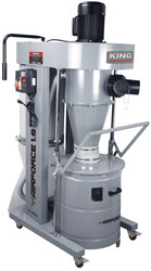 King Canada KC-8150C - 1.5 HP cyclone dust collector