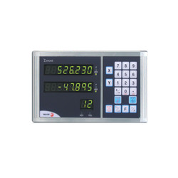 """King Canada 20i-T-1040 - FAGOR digital readout system 2 axis, 10"""" x 40"""" scales (fits KC-1640ML)"""