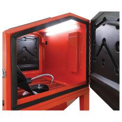 King Canada KSB-350-LED - Floor model sandblast cabinet with LED light