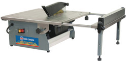 """King Canada KC-3004ST - 7"""" Portable tile saw with extension table"""