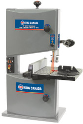 """King Canada KC-902C - 9"""" Wood bandsaw with laser"""