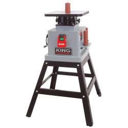 King Canada SS-OVS-TL - Stand for oscillating spindle sander (fits KC-OVS-TL)