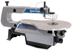 """King Canada KC-163SSC-V-6 - 16"""" Variable speed scroll saw"""