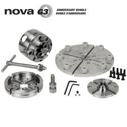 King Canada 48260 - NOVA-G3 anniversary chuck bundle