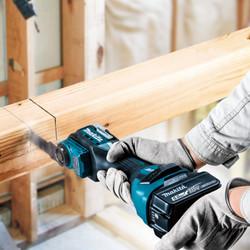 Makita DTM52ZKX7 - Cordless Toolless Multi Tool Brushless