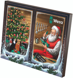 Wera 05136602001 - Wera 2021 Advent Calendar, 24 pcs