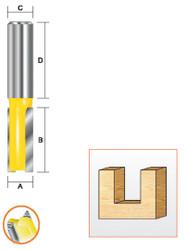"Kempston -   Straight Bit, 1/4"" x 1"" - 104413"