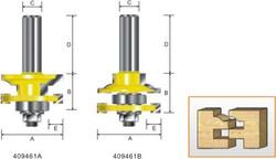 Kempston -   Matched Rail & Stile Set - Bead - 409461