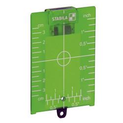 Stabila 07442 - Green Magnetic Ceiling Target Plate