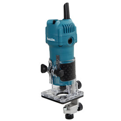 "Makita 3709 - 1/4"" Trimmer"