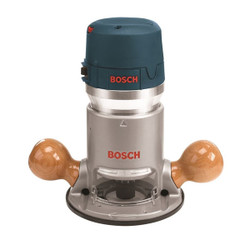 Bosch -  2.25 HP Fixed-Base Electronic Router - 1617EVS