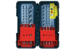 Bosch -  Set 7Pc Blue Granite Turbo Hammer Drill Bit - HCBG700T