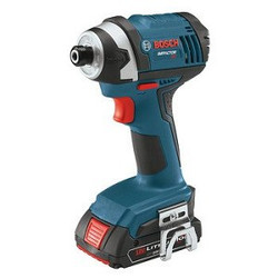 "Bosch -  18V 1/4"" Hex Compact Tough™ Impact Driver - IDS181-102"
