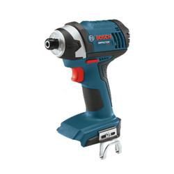 "Bosch -  18V 1/4"" Hex Compact Tough™ Impact Driver Bare Tool - IDS181BL"