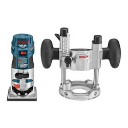 Bosch -  1 HP Colt™ VS Palm Router Combo Kit - PR20EVSPK