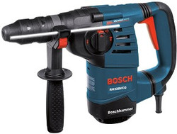 "Bosch -  1-1/8"" SDS-plus® Rotary Hammer with Quick-Change Chuck - RH328VCQ"