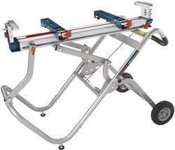 Bosch -  Gravity-Rise Wheeled Miter Saw Stand - T4B