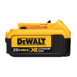 DeWALT -  20V MAX Premium XR Lithium Ion Battery Pack (4.0 AH) - DCB204