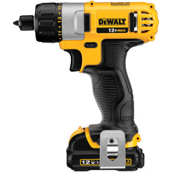 "DeWALT -  12V MAX* 1/4"" Screwdriver Kit - DCF610S2"