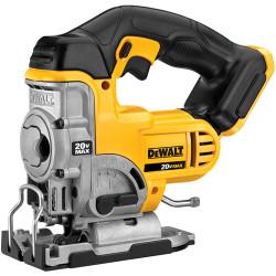 DeWALT -  20V MAX* Li-lon Jigsaw Kit (Tool Only) - DCS331B