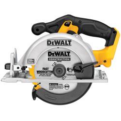 """DeWALT -  20V MAX* 6-1/2"""" Circular Saw (Tool Only) - DCS391B"""