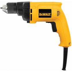 "DeWALT -  3/8"" (10mm) VSR Drill with Keyless Chuck - DW222"