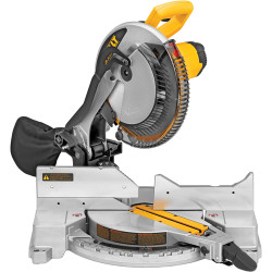 "DeWALT -  12"" (205mm) Single Bevel Compound Miter Saw - DWS715"