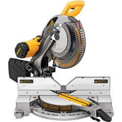 "DeWALT -  12"" (305mm) Double-Bevel Compound Miter Saw - DWS716"