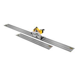 """DeWALT -  6-1/2"""" (165mm) TrackSaw Kit with 59"""" & 102"""" Track - DWS520CK"""