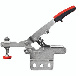 Bessey STC-HV20 - Clamp, toggle clamp, horizontal low profile, straight base