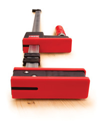 Bessey KRJR-24 - Clamp, woodworking, small parallel clamp, REVO JR, 24 In. x 3.25 In, 900 lb