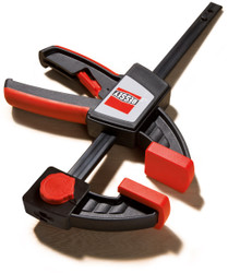 Bessey EZS60-8 - Clamp, one hand, EZS Series, 24 In. x 3.5 In., 445 lb