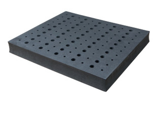 71046 Router Bit Tray / 110 Holes