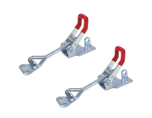 20312 Latch-Action Toggle Clamp, 400 lbs Capacity, 4002, 2-Pack