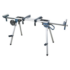 MT4008 Deluxe Rolling Miter Saw Stand with Trays
