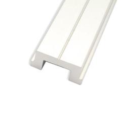 71146 Aluminum Miter T-Bar, 48-Inch