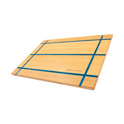 71361 T-Track Table Top | Wooden T-Track Accessories for Woodworking - Premium Bamboo Workbench Top Edition