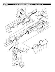 KEY#37 11802037 Lock Knob for Eyeshield Rod, M6x30 (11801037)