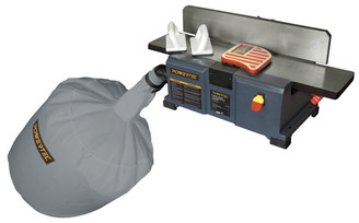 BJ600 6-1/8-Inch Bench Jointer w/ Built-In Dust Collection