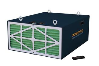 Dust Management Air Filtration System Powertec