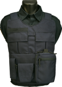 PATROL ARMOR CARRIER-01 (CUMMERBUND VERSION) Front